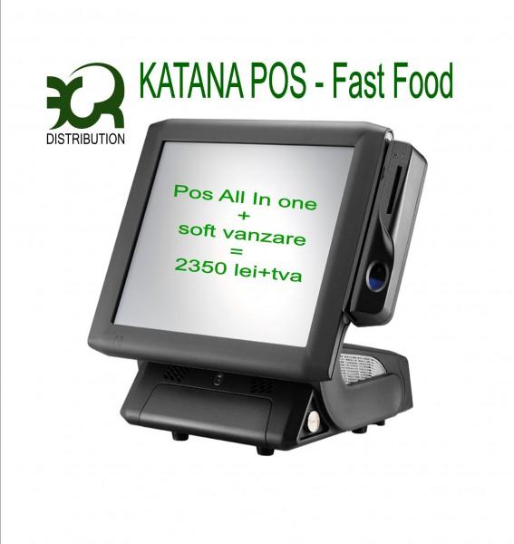 POS Katana Fast Food